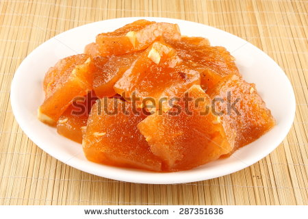 Wheat Milk Halwa